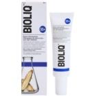 Bioliq 55+ intenzívny liftingový krém pre jemnú pleť v okolí očí, úst, krku a dekoltu