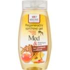 Bione Cosmetics Honey + Q10 gel de ducha regenerador