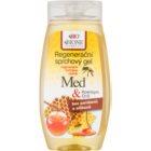 Bione Cosmetics Honey + Q10 gel de dus regenerabil