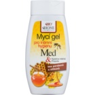 Bione Cosmetics Honey + Q10 gel pentru igiena intima cu laptisor de matca