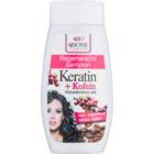 Bione Cosmetics Keratin Kofein regenerační šampon