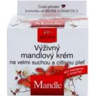 Bione Cosmetics Almonds výživný krém pre veľmi suchú a citlivú pleť