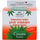 Bione Cosmetics Cannabis crema intensa antirughe