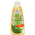 Bione Cosmetics Cannabis заспокоюючий гель для душу