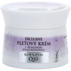 Bione Cosmetics Exclusive Q10 krem do twarzy z kwasem hialuronowym