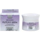 Bione Cosmetics Exclusive Q10 krema za obraz s hialuronsko kislino