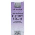Bione Cosmetics Exclusive Q10 ser pentru contur cu acid hialuronic