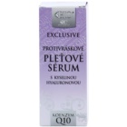 Bione Cosmetics Exclusive Q10 sérum anti-rides à l'acide hyaluronique