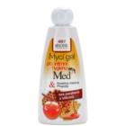 Bione Cosmetics Honey + Q10 gel de toilette intime à la gelée royale