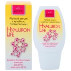 Bione Cosmetics Hyaluron Life vlažilni in hranilni serum za obraz
