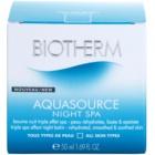 Biotherm Aquasource Night Spa Night Skin Balm
