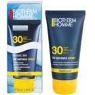Biotherm Homme UV Defense Sport fluido solar facial SPF 30