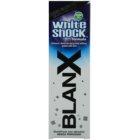 BlanX White Shock fehérítő fogkrém a ragyogó mosolyért