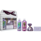 Bohemia Gifts & Cosmetics Lavender καλλυντικό σετ II.