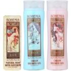 Bohemia Gifts & Cosmetics Alfons Mucha Cosmetic Set I.