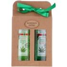 Bohemia Gifts & Cosmetics Cannabis kosmetická sada II.