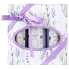 Bohemia Gifts & Cosmetics Lavender Cosmetic Set V.