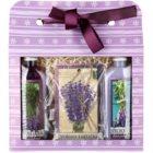 Bohemia Gifts & Cosmetics Lavender kozmetická sada VII.