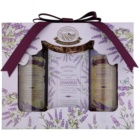 Bohemia Gifts & Cosmetics Lavender set cosmetice VIII.