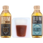 Bohemia Gifts & Cosmetics Rum Spa Cosmetic Set I.
