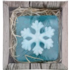 Bohemia Gifts & Cosmetics Snowflake kézműves szappan glicerinnel