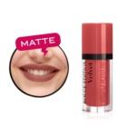 Bourjois Rouge Edition Velvet Liquid Lipstick with Matte Effect