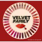 Bourjois Rouge Edition Velvet tekoča šminka z mat učinkom