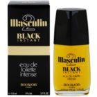 Bourjois Masculin Black Instant Eau de Toilette für Herren 112 ml