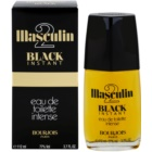 Bourjois Masculin Black Instant Eau de Toilette voor Mannen 112 ml