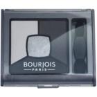 Bourjois Smoky Stories paleta dymových očných tieňov