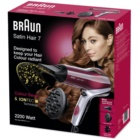 Braun Satin Hair 7 Colour HD 770 secador de cabelo