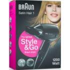 Braun Satin Hair 1 Style & Go HD 130 Reisefön