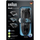 Braun Multi Groomer MG5050 tondeuse et rasoir 3 en 1