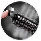 Braun Satin Hair 5 - AS 530 Forró levegős hajsütő, gőzölő funkcióval