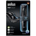 Braun Hair Clipper  HC 5050 maszynka do strzyżenia włosów