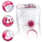Braun Silk épil 5 5-329 Epilator with Facial Cleansing Extension