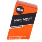 Bruno Banani Absolute Man Eau de Toilette für Herren 30 ml