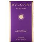 Bvlgari Collection Le Gemme Ashlemah Eau de Parfum for Women 100 ml