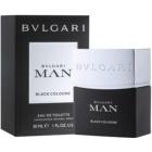 Bvlgari Man Black Cologne Eau de Toilette für Herren 30 ml