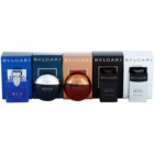 Bvlgari The Miniature Collection zestaw upominkowy IV.