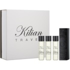 By Kilian Back to Black, Aphrodisiac parfémovaná voda unisex 4 x 7,5 ml (1x plnitelná + 3x náplň)