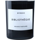 Byredo Bibliotheque vonná svíčka 240 g