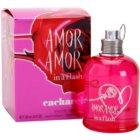 Cacharel Amor Amor In a Flash toaletní voda pro ženy 100 ml