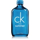 Calvin Klein CK One Summer 2018 Eau de Toilette unisex 100 ml