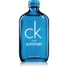 Calvin Klein CK One Summer 2018 woda toaletowa unisex 100 ml