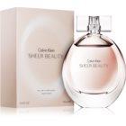 Calvin Klein Sheer Beauty eau de toilette nőknek 100 ml
