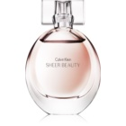 Calvin Klein Sheer Beauty eau de toilette para mujer 30 ml