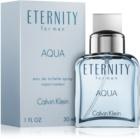 Calvin Klein Eternity Aqua for Men toaletna voda za moške 30 ml
