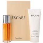 Calvin Klein Escape coffret III.