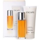 Calvin Klein Escape coffret III.